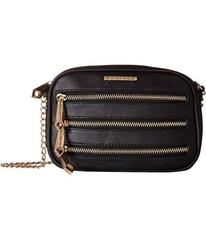Rampage Triple Zip Crossbody
