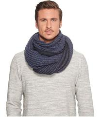 UGG Two-Toned Ribbed Scarf