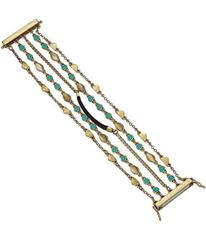 Lucky Brand Beaded Lucky Layer Bracelet