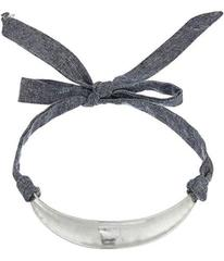 Lucky Brand Chambray Collar Necklace