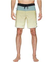 "Hurley Phantom Motion Third Reef 18"" Boardshorts"
