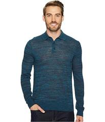 Perry Ellis Space Dyed Sweater Polo