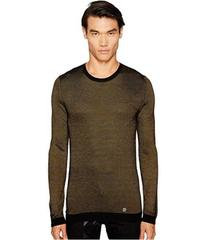 Versace Collection Stripe Knit Sweater