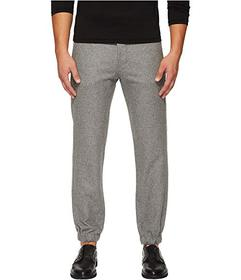 CLOSED Glenn Cluffed Flannel Wool Jogger Pants