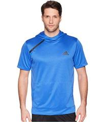 adidas Sport Shooter Tee with Hoodie