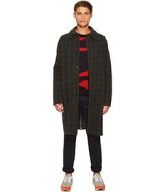 Missoni Boiled Wool Jacquard Coat