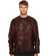 Vivienne Westwood Pourpoint Scarred Leather Jacket