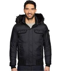 Tommy Jeans Down Jacket with Faux Fur Hood