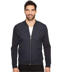 Perry Ellis Quilted Nylon Full Zip Jacket