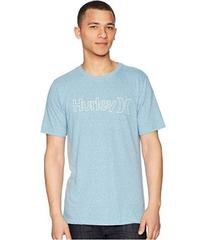 Hurley One & Only Outline Tri-Blend