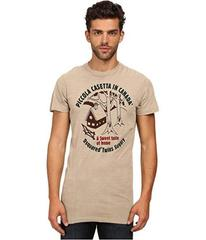 DSQUARED2 Long Cool Twisted T-Shirt