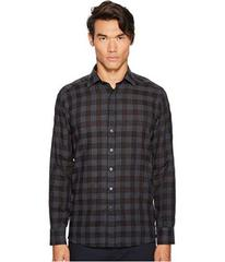Etro Check Button Down Shirt
