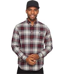 DC South Ferry Long Sleeve Flannel Top