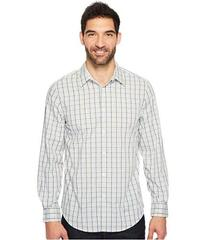 Perry Ellis Long Sleeve Multiolor Check Shirt