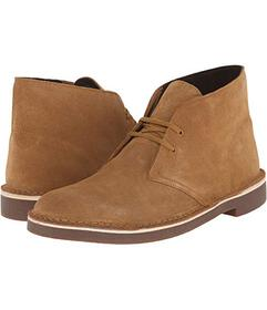 Clarks Wheat Suede