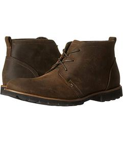 Rockport Brown Oiled Leather