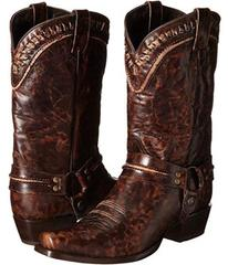 Stetson Marbled Brown