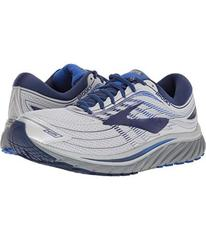 Brooks Silver/Navy/Blue