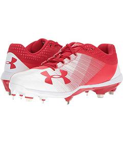 Under Armour Red/White