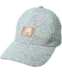 BCBGeneration Embossed Heather Baseball Hat