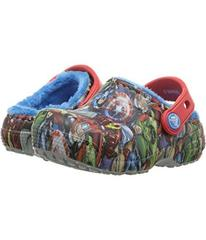 Crocs FunLab Lined Avengers (Toddler/Little Kid)
