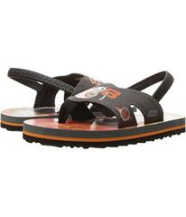 Stride Rite Grey/Orange