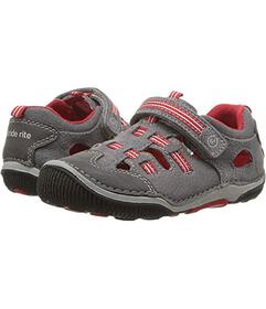 Stride Rite Grey/Red