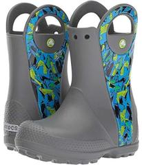 Crocs Handle It Graphic Boot (Toddler/Little Kid)