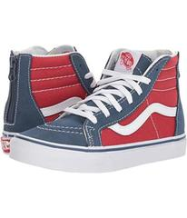 Vans Sk8-Hi Zip (Little Kid/Big Kid)