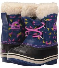SOREL Yoot Pac Nylon Print (Toddler/Little Kid)