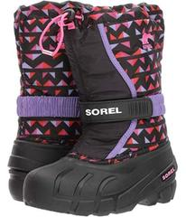 SOREL Flurry Print (Toddler/Little Kid/Big Kid)