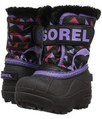 SOREL Snow Commander Print (Toddler)