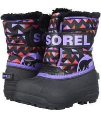 SOREL Snow Commander Print (Toddler/Little Kid)