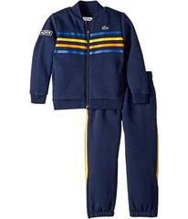 Lacoste Fleece Player Collection Tracksuit (Little