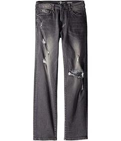 7 For All Mankind Slimmy Slim Straight Jeans in Hi