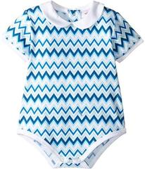 Missoni Jersey Zigzag All Over Printed One-Piece (