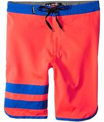 Hurley Print Block Party Boardshorts (Big Kids)