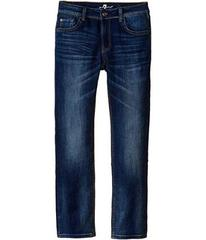7 For All Mankind Slim Straight Jeans in Heritage