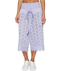 PUMA Fenty Embroidered Long Shorts