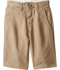 Vans Authentic Stretch Shorts (Little Kids/Big Kid