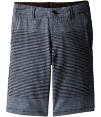Vans Gaviota Stripe Hybrid Shorts (Little Kids/Big