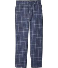 Tommy Hilfiger Straited Windowpane Pants (Big Kids