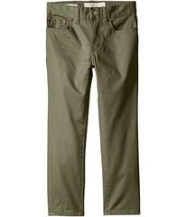 Lucky Brand Five-Pocket Authentic Skinny Twill Pan