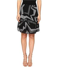 M Missoni Geo Knit Skirt