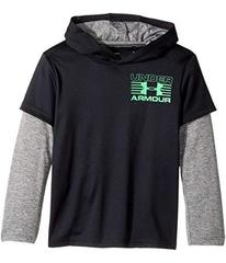 Under Armour Training Hoodie Slider (Little Kids/B