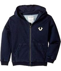 True Religion French Terry Hoodie (Toddler/Little