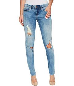 Blank NYC Skinny Classique Jeans in Medium Wash Bl