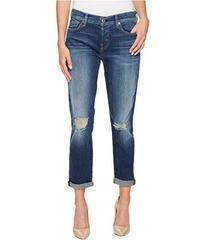 7 For All Mankind Josefina w/ Knee Holes - Squiggl