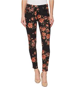 7 For All Mankind The Ankle Skinny in Needle Point