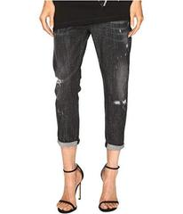 DSQUARED2 Cool Girl Cropped Jeans in Sparkle Wash